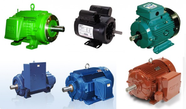 Specialists in Electric Motors