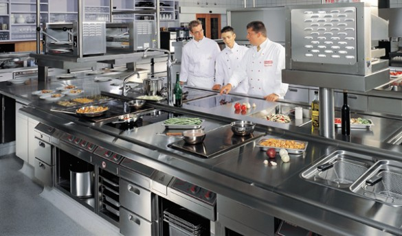 Commercial catering equipment henwood electrical for Cuisine commerciale equipement